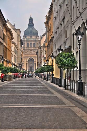 Via di Budapest