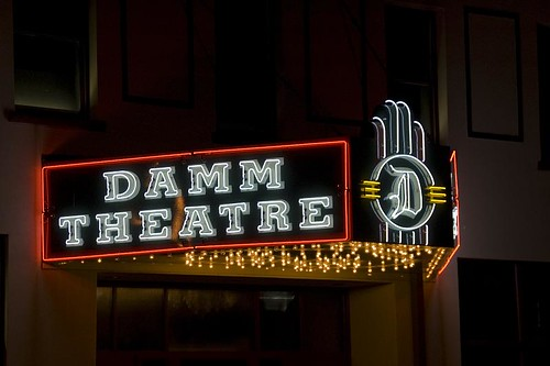 Damm Theatre - Osgood, Indiana