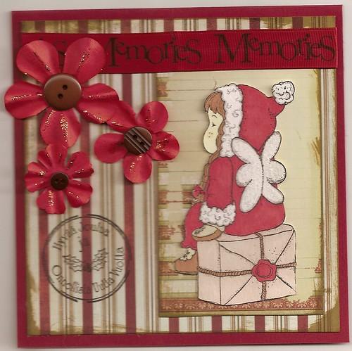 magnolia christmas card 2008