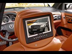 2009 Brabus Widestar  Mercedes-Benz GLK .