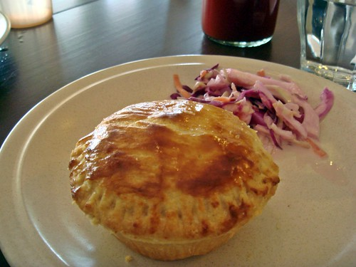 Chicken pie@Country Patch