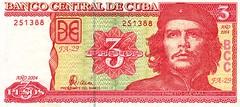 Cuban 3 Pesos