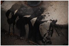 Iron (Trouble Me) Tags: sf sanfrancisco california urban streets graffiti nikon iron vandalism bayarea irie vf d40