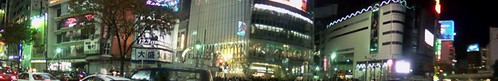 panorama shibuya night ver.