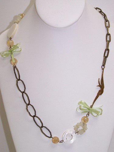 Necklace by Bliss Jewelry