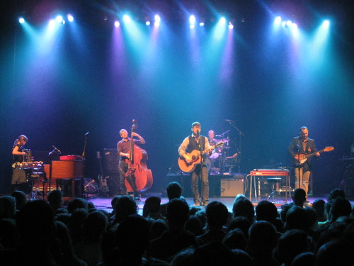 The Decemberists, the Warfield, November 25, 2008