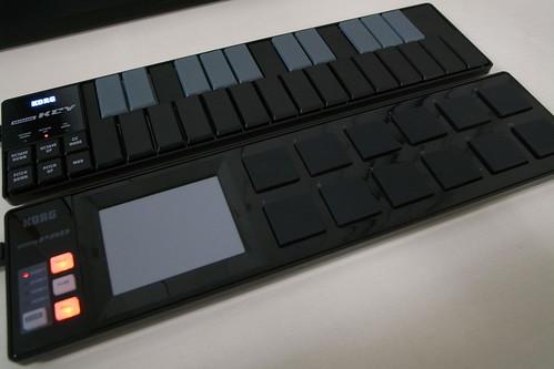 KORG nanoKONTROL Black 2