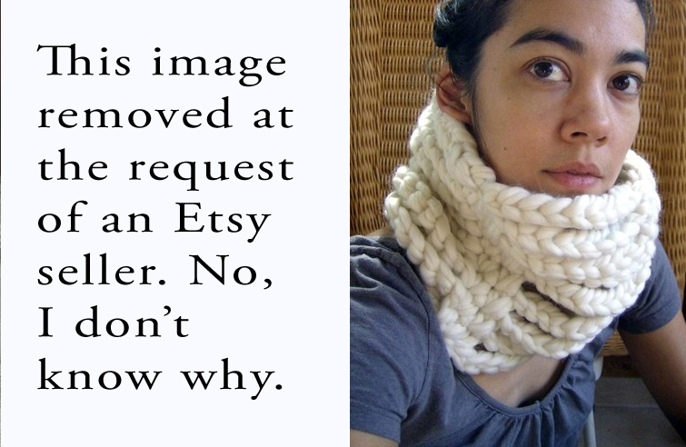 etsy cowls