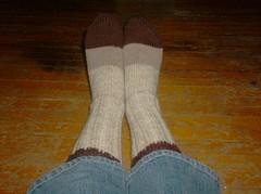 Comfy FIL Socks - 1