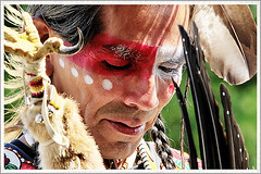S H O S H O N E. D A N C E R. (SOULBIRD RSS) Tags: camping people music man film tourism nature forest drums virginia dance apache woods indian feathers culture nativeamerican cherokee stereotypes myth shoshone firstamericans reservation indigenous buckskin regalia powwow sioux lakota powwowscom discoveryofamerica paintedface yellowstone