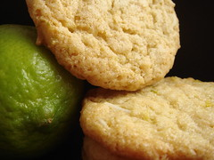 Vegan Coconut Lime Cookie