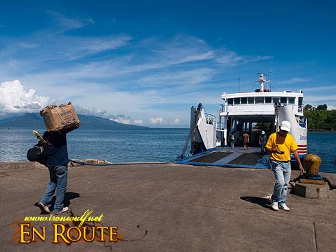 Balingoan Port and Ferry