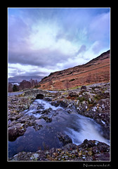 Ashness Bridge. (numanoid69) Tags: uk bridge england river landscape nationalpark stream lakedistrict cumbria ashnessbridge mywinners fujis5pro prideofengland