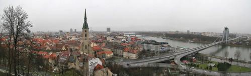 Bratislava Panorama #2