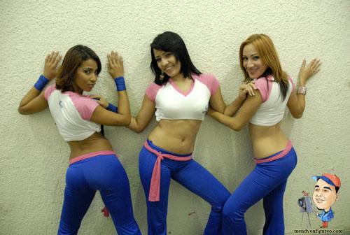 Bailarinas del Licey