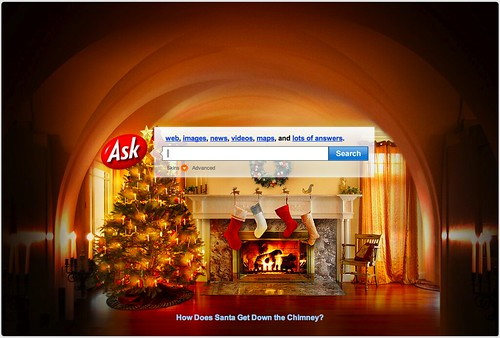 Ask.com 2008 Holidays