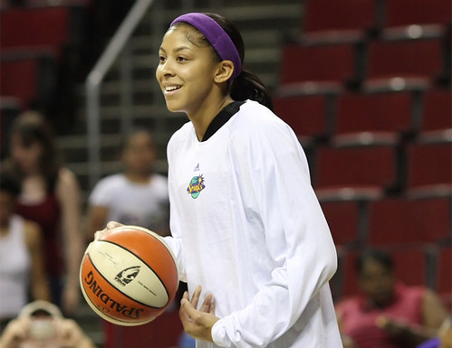 Candace Parker - Los Angeles Sparks