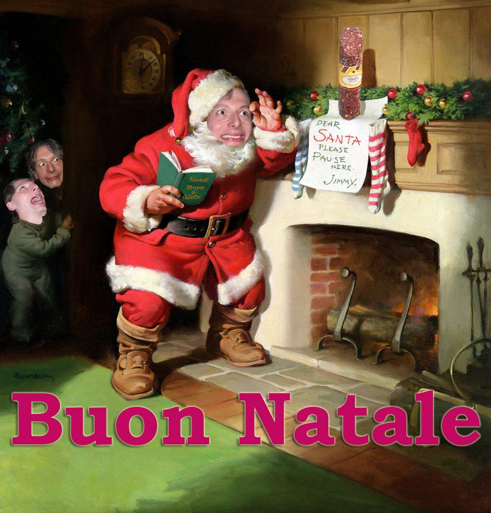 Santa MadGrin
