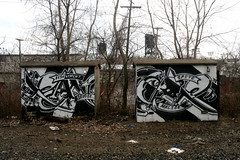 RANCOR (Hahn Conkers) Tags: ohio graffiti reader cleveland bones readmore mrbones bookman readmorebooks boans