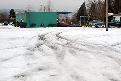 12/26 snowy streets