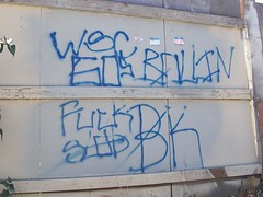 60's (northwestgangs) Tags: graffiti gangs yakima crips surenos nortenos brownpride