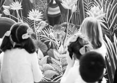 scary @ MOMA (vanz) Tags: nyc newyorkcity art painting scary moma museumofmodernart oooh muesum animalstare kidsnewyork