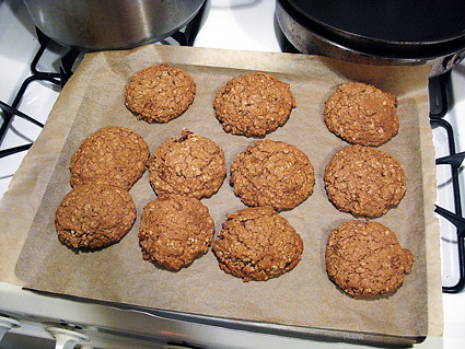 """Baked"""" Oatmeal Cookies with Cardamom - Amateur Gourmet"""