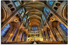 The Riverside Church of the City of New York (kw~ny) Tags: church dead is nikon king riverside cathedral god harlem shi hdr morningsideheights interdenominational flickrsbest d700 featuredonadidapcom