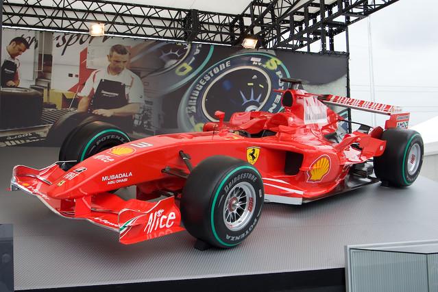 Ferrari Showcar