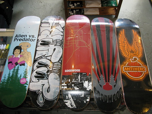 New Decks at Proletariat!