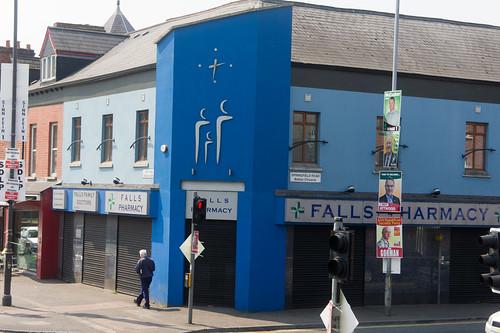 Belfast City - Falls Pharmancy