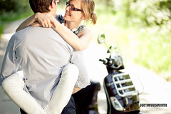 double eSession - Vespa
