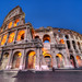 The Colosseum by Night – (HDR Rome, Italy) by blame_the_monkey