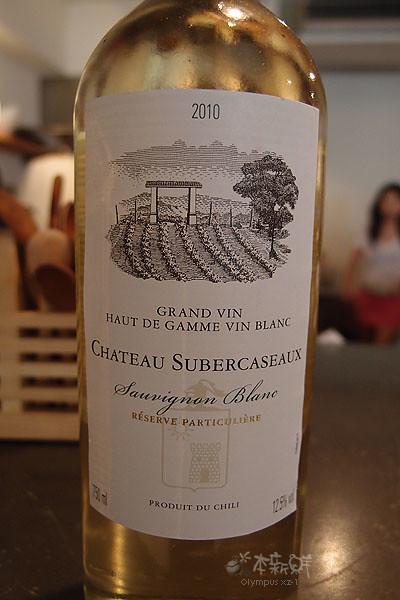 2010年 智利白酒