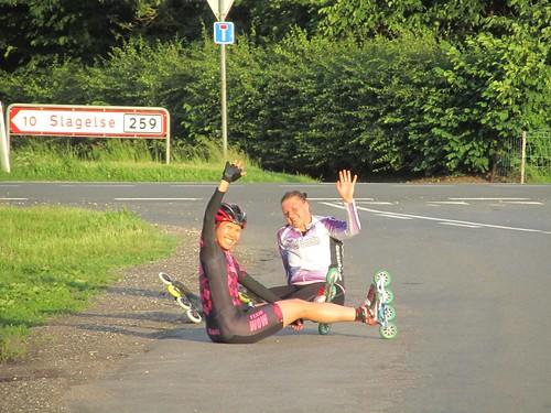 Last Skate With Sara