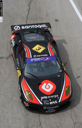 GT Espanha Jerez 2008
