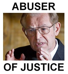 Justice David Prosser allegedly grabbed fellow Justice Ann Walsh Bradley around the neck in an argument last week