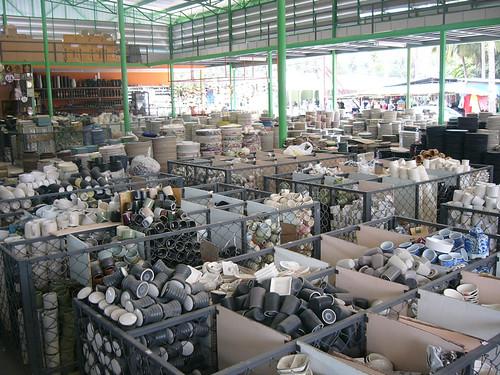 サムイ島-pottery shop-陶器屋0003
