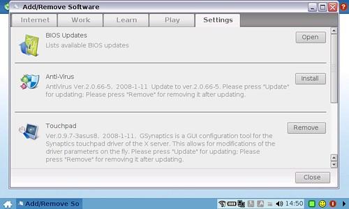 EEEPC BIOS Update