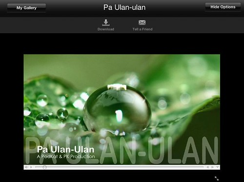 58/366 Ulan=Rain