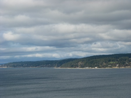 A View to Camano Island