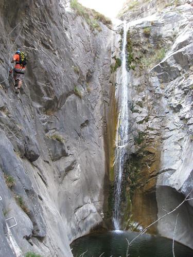 L'ultima cascata (la quarta) - La marmitta dei Giganti
