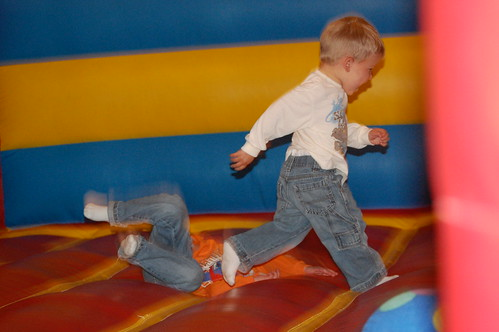 Fun at Pump it Up (52)