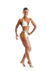 WNBF Mr. & Ms Universe Bodybuilding Contestant...
