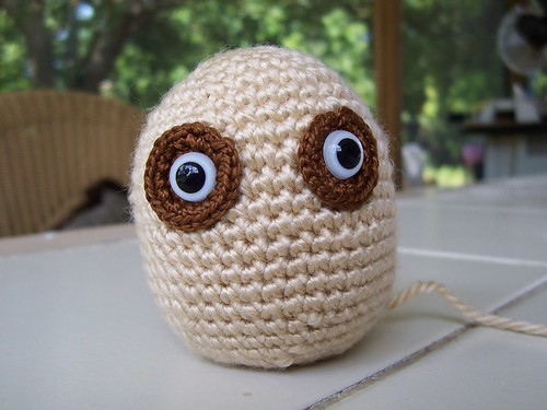 Amigurumi - Head Part 2