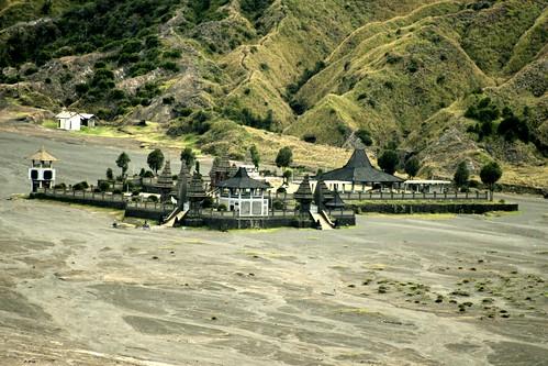 Bromo temple