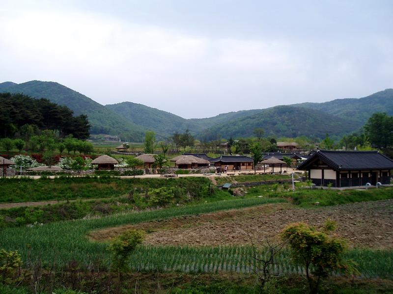 Weam-ri Folklore Village