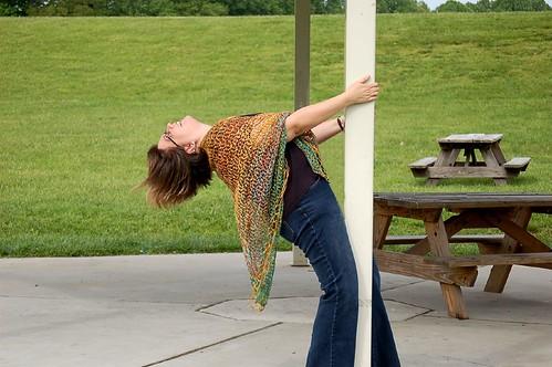 Pole Dancing!