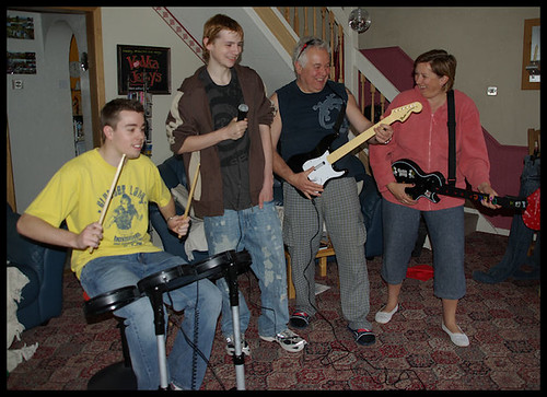 ROCK BAND uk
