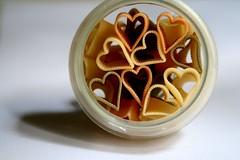 heart to heart (kyuen13) Tags: food heart pasta